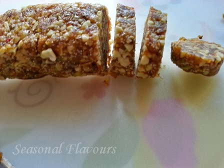 how to make dry fruit burfi