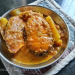 Bengali Fish Kalia - Spicy Dahi Fish Curry | Rui Maacher Kalia With Curd