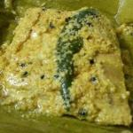 Bhetki Macher Paturi - Bengali Fish Wrapped In Banana Leaf | Fish Paturi