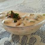 Bhindi Raita Punjabi Recipe | Spiced Yogurt Dip With Crispy Okra