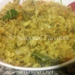 Kerala Cabbage Carrot Thoran Dry | Carrot Cabbage With Grated Coconut