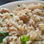 Chole Pulao | Kabuli Chana Pulao | One Pot Chickpeas And Rice