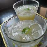 Cucumber Cooler Summer Drink | Refreshing Mint Cucumber Lemon Juice