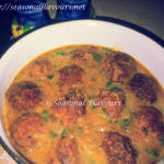 Macher Kofta Curry Bengali Fried Fish Balls In Kofta Gravy | Fish Kofta