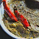Gongura Pachadi - Andhra Roselle Chutney | Pulicha Keerai Thogayal
