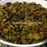 Ivy Gourd Dry Fry - Kerala Kovakka Mezhukkupuratti | Tindora Masala