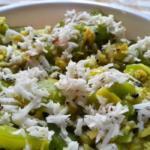 Jhinge Narkol Bengali | Ridge Gourd With Coconut | Beerakaya Kobbari