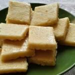 Kaju Katli Ki Burfi - Sweet Cashew Nut Fudge | Kaju Barfi Indian Mithai