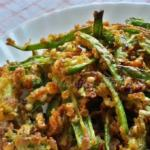 Kurkuri Bhindi Fry Masala - Lady's Finger Fry | Punjabi Crispy Fried Okra