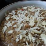 Lapsi - Gujarati Sweet Dalia (Bulgur) Broken Wheat Pudding | Fada Lapsi