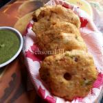 Crispy Medu Vada Recipe - Andhra Minapa Garelu | Urad Dal Vada