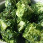 Palak Paneer Punjabi Spinach Paneer Curry | Paneer In Palak Gravy