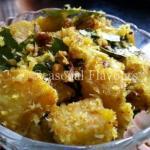 Raw Banana Fry - Andhra Aratikaya Kobbari Kura | Aratikaya Vepudu