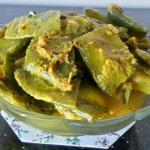 Sheem Shorshe Bengali | Hyacinth Beans Glazed With Mustard Sauce