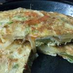 Spanish Omelette Recipe - Egg And Potato Omelette | Tortilla Espanola
