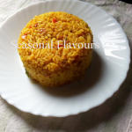 Tomato Rice - Andhra Rice With Tomatoes | Tangy Tomato Masala Rice
