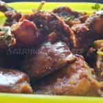 Vankaya Ulli Masala - Brinjal Onion Masala Kura Andhra Style